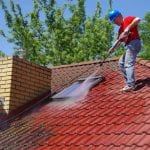 Tile Roof Cleaning in Winston-Salem, North Carolina
