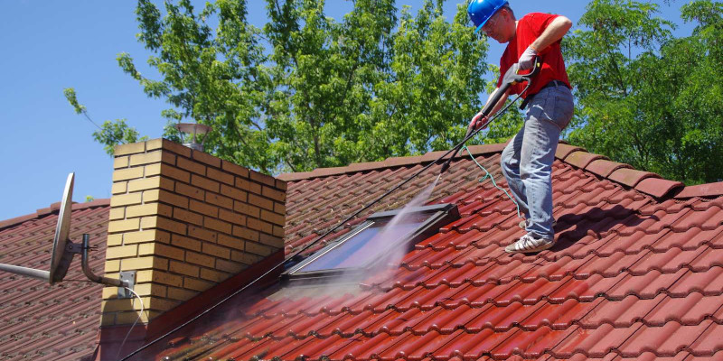 Roof Cleaning Services in Winston-Salem, North Carolina